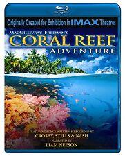 Coral Reef Adventure Imax MacGillivray Freeman Blu-ray