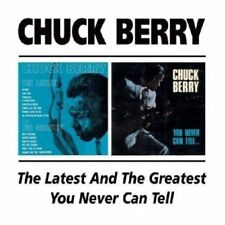 Berry, Chuck-The latest and the Greatest/You Never Can Tell CD Nouveau neuf dans sa boîte
