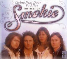 SMOKIE - BEST OF-LIVING NEXT DOOR T 2 CD NEUF