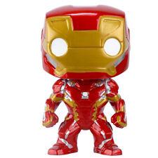 Funko POP Marvel Civil War #126 Iron Man