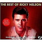 RICKY / RICKIE (Rick) NELSON - The Very Best Of Greatest Hits Collection 2CD NEW