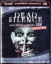 Dead Silence (Side A is HD-DVD & Side B is DVD, Widescreen, 2007) Region 1 New