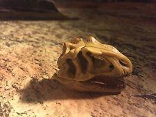 Japan Dinosaur Kaiyodo Allosaurus Skull  Mini  Figure Super Rare