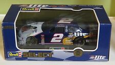 RUSTY WALLACE #2 & ELVIS PRESLEY 1:24 SCALE DIE CAST CAR