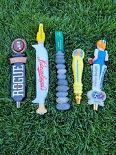 beer tap handle lot