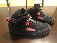 New Nike Air Jordan Spizike Anthracite Sneaker Shoes Size US 10.5