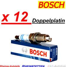 12xBOSCH Zündkerze Super Plus FR8DPP33+ 0242230500 MERCEDES-BENZ W202 W203 C219