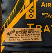 349th Air Mobility Wing Travis Air Force Base Golden Date Scarf Pilot Rama World