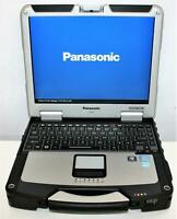 "13"" Panasonic ToughBook CF-31 MK2 Core i5 2nd 120SSD 4GB DVD WiFi BT GPS Touch"
