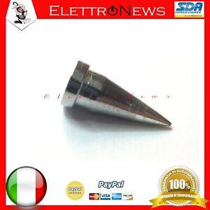 Punta Professionale LT1 Punta Conica Diametro 0.25mm saldatore ricambi