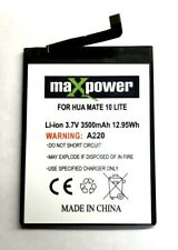 Akku für Huawei Mate 10 lite Nova 2 Plus Honor 7x Ersatzakku Batterie 3500 mAh
