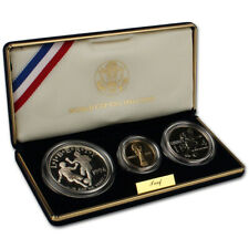 1994 Us World Cup 3-Coin Commemorative Proof Set