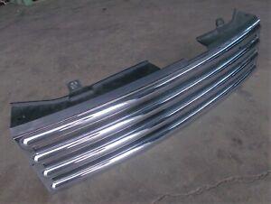NISSAN Z11 CUBE Rider genuine front grill chrome 62313 3U000 sec/h #2