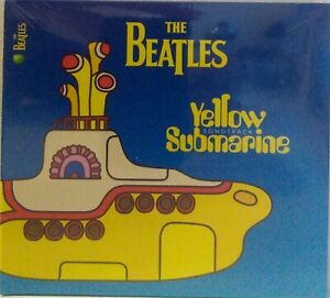 THE BEATLES - YELLOW SUBMARINE SONGTRACK - CD DIGI-PACK - NEW SEALED