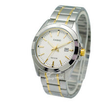 -Casio MTP1308SG-7A Men's Metal Fashion Watch Brand New & 100% Authentic