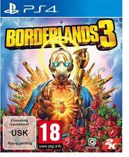 Borderlands 3 Neu Ovp + Gold Skin Pack (PS4)