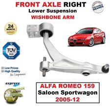 Asse Ant Dx Braccio Oscillante Inferiore per Alfa Romeo 159 Berlina Sportwagon
