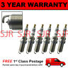 6X IRIDIUM TIP SPARK PLUGS FOR SAAB 9'3 93 2.8 TURBO V6 2007-2008