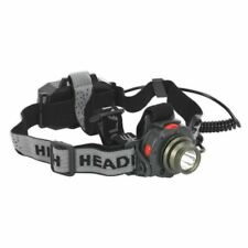 Sealey HT106LED cabezal de la antorcha recargable Sensor Automático 3 W CREE LED