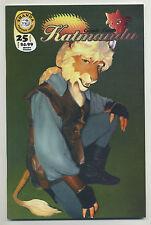 Carole Curtis Katmandu #25 2001 Anthropomorphics Jennings Shanda Fantasy Arts w