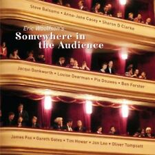 Somewhere In The Audience - Eric Woolfson (2013, CD NIEUW)