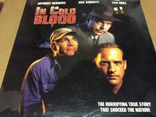 IN COLD BLOOD Laserdisc LD ERIC ROBERTS, NEIL EDWARDS, SAM NEILL VERY RARE NEW