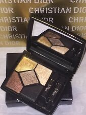 Dior Happy 2020 Eyeshadow Palette 017 Celebrate In Gold Boxed