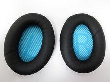Oído Cojín soportes para BOSE QC25 Auriculares Negro