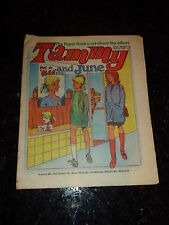 TAMMY & JUNE - Date 26/10/1974 - UK Paper Comic