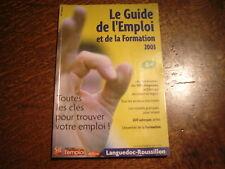 le guide de l'emploi et de la formation 2003