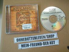 CD Pop Achim Reichel - Wilder Wassermann (12 Song) WEA WARNER MUSIC