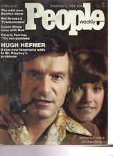 People Magazine Hugh Heffner  December 2, 1974