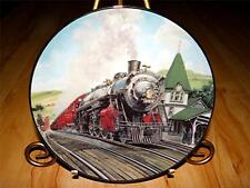 """""""The Alton Limited"""" GREAT AMERICAN TRAINS by Jim Deneen Plate"""