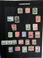 Newfoundland Stamp Collection