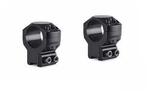 Hawke 24102 Taktische Ringmontagen 1Inch 9 bis 11 mm Hoch