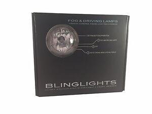 Non-Halo Fog Lamps Driving Light Kit for Isuzu VehiCROSS 1999-2001