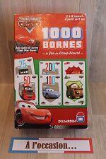 Dujardin - Jeu de Cartes - 1000 Bornes Cars - occasion complet en boîte