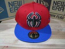 Amazing Spider-Man New Era 9 Fifty Hat Snapback Marvel Comics SIZE 7 1/4 BOX5