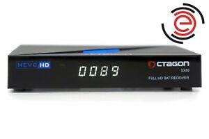 ✅ Octagon SX89 HEVC Full HD IP H.265 Sat Receiver DVB-S2 Xtream ➨ WLAN