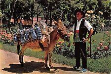 BG35397 toledo vendedor de ceramica spain donkey types folklore costumes