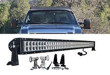 "52"" E-US Ultra Spot 300w LED Light bar Offroad Fog Hyper Beam Race SUV Truck ATV"