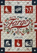 FARGO: COMPLETE SEASONS 1-3. 1 2 3, 12-DISC BUNDLED SET.BRAND NEW