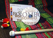 Tutorial Ritmos Andinos en Bombo - Andean rhythms in Bombo Clinic - DVDR