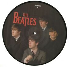 THE BEATLES 20th ANNIVERSARY PICTURE DISC SINGLE 1984 CAN'T BUY ME LOVE/CAN'T DO