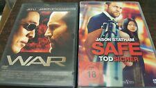Jason Statham - War / Safe - Todsicher DVD