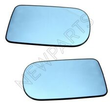 For Bmw E38 740i 740iL 750iL Pair Set of Left & Right Door Mirror Glass Heated