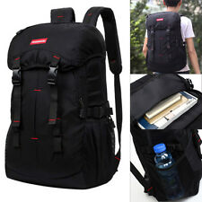Waterproof Men Backpack Business Computer Bag 12-17'' Laptop School Rucksack Bag