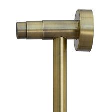 Enki ottone doccia Arm & colonna muro Gomito Connettore Bronzo Antico