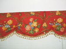 Waverly French Country Floral Curtains Drapes Amp Valances