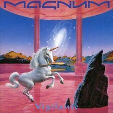 MAGNUM - VIGILANTE USED - VERY GOOD CD